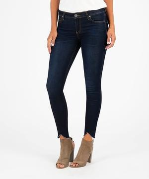Kut from the Kloth Connie Ankle Skinny W/ Step Hem