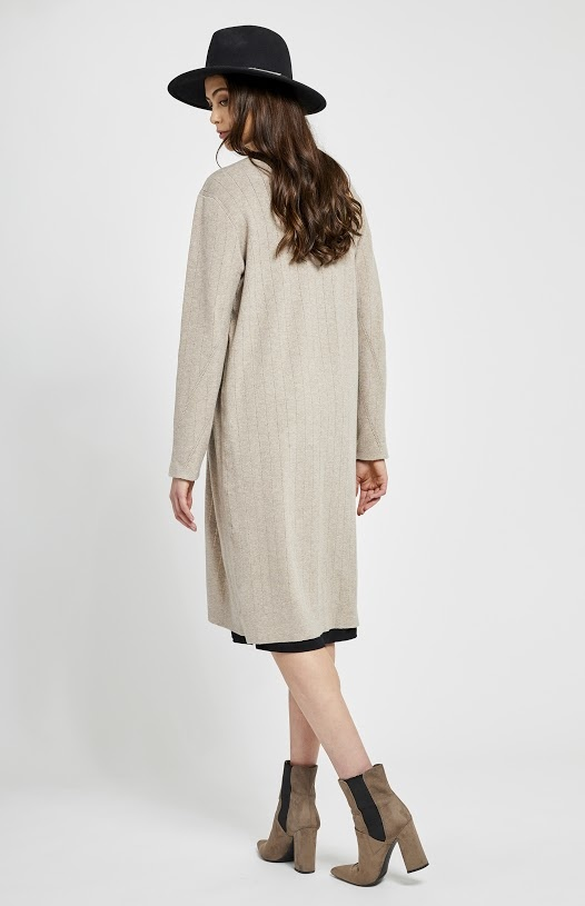 Gentle Fawn Moscato Cardigan Longline Duster
