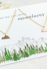 Miandu Miandu Mountain Necklace Set