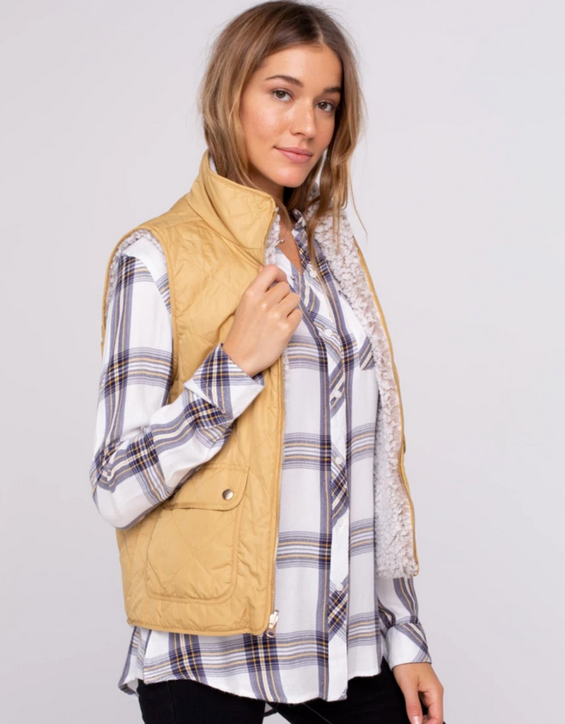 Thread and Supply Thread & Supply Park City Vest Reversible