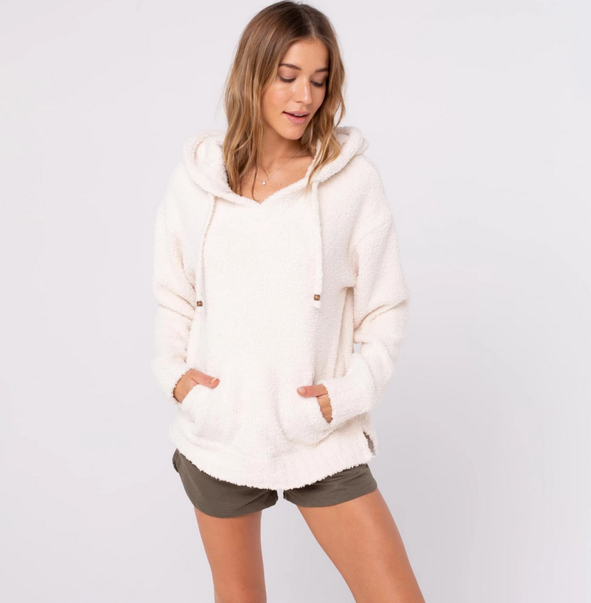 Thread & Supply Connie Hooded Pullover