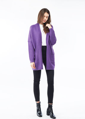 Look by M Look by M Everyday Open Cardigan