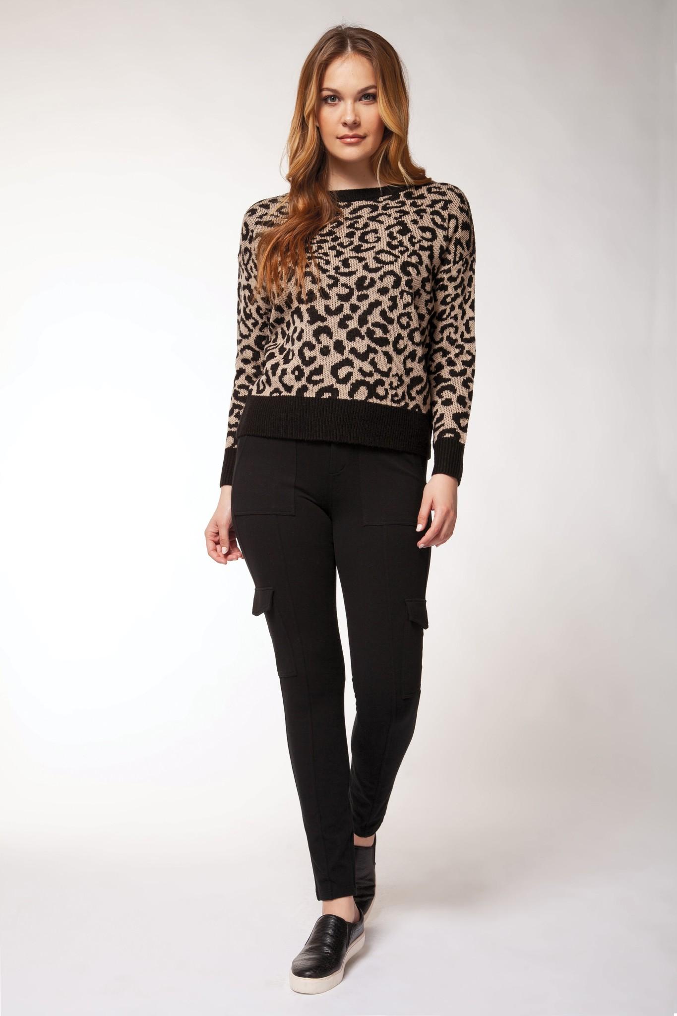 Dex Sweater L/Slv Scoop Neck