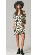 By Together By Together Tunic Scoop Neck Oversized S/Slv Top