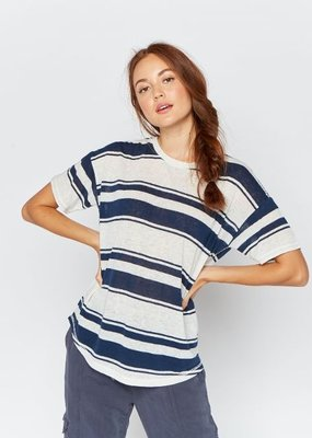 Thread and Supply Thread & Supply Wheaton T-Shirt S/Slv Striped