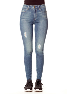 Articles of Society Articles of Society Hilary High Rise Distressed Skinny Denim