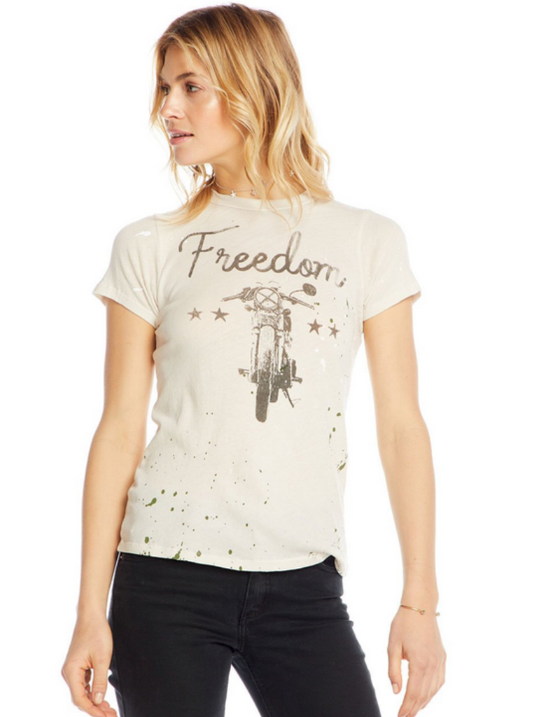 CHASER Chaser Freedom Tee Slim Fit