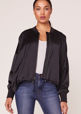 Jack JACK On Duty Jacket Cropped Boxy Bomber