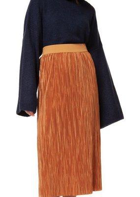 Black Tape Black Tape Skirt Pleated w/ Elastic Waist
