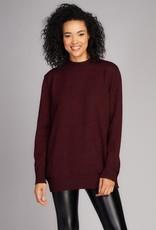 C'EST MOI C'est Moi Mock Neck Sweater