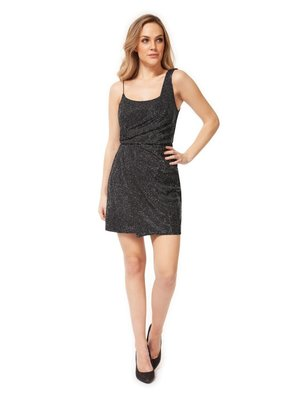 DEX Dex Dress Slv/less w/ Scoop Neck Mini