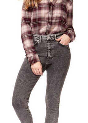 DEX Dex Pants High Waist Denim