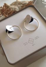 PIKA&BEAR Pika & Bear Earrings 'Aion' 20mm Hoop