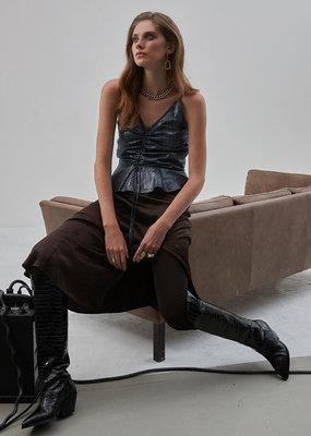 Soaked in Luxury Soaked in Luxury Edita Skirt High Waisted Midi