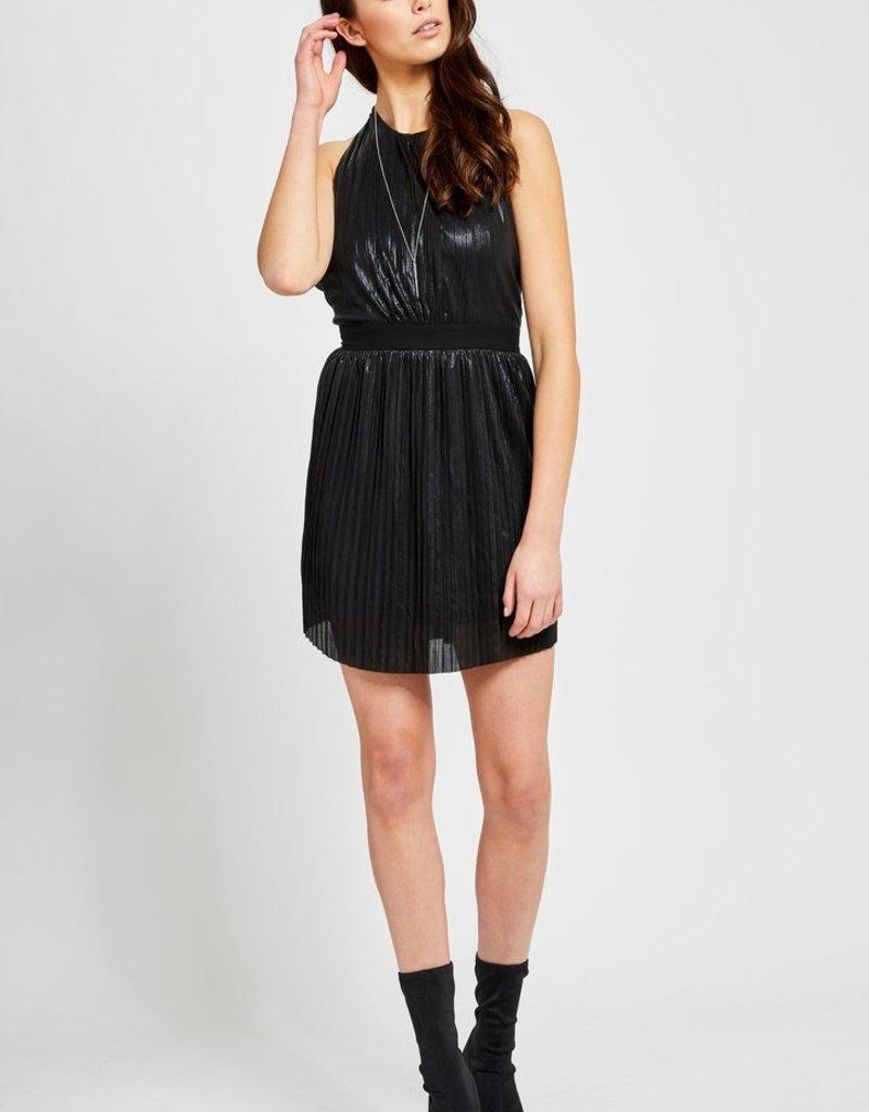 GENTLE FAWN Gentle Fawn Loretta Dress S/Less High Neck Backless