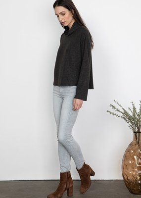 GENTLE FAWN Gentle Fawn Caulder L/Slv Ribbed Turtleneck Light Knit
