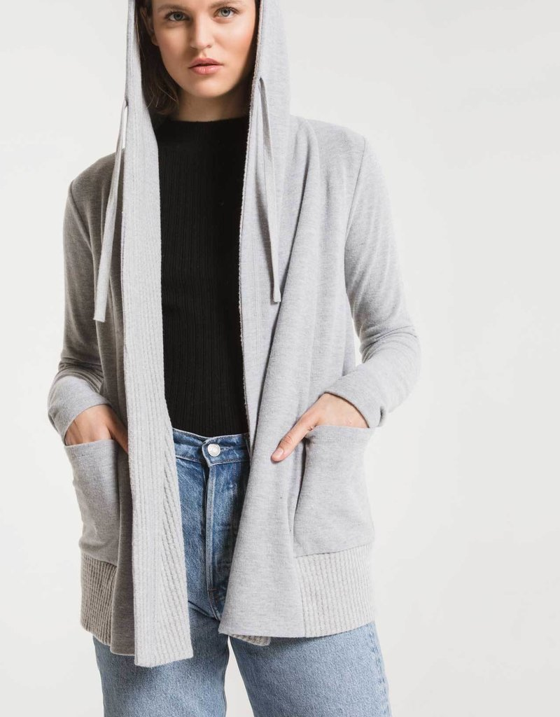 ZSUPPLY Z Supply The Thermal Lined Soft Spun Cardi