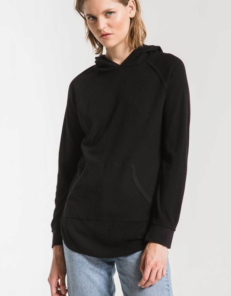 ZSUPPLY Z Supply The Thermal Hooded Tunic