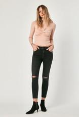 Mavi Jeans Mavi Jeans Tess High Rise Super Skinny w/ Knee Slits Vintage