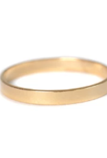 LISBETH Lisbeth 14K Gold Clarence Ring