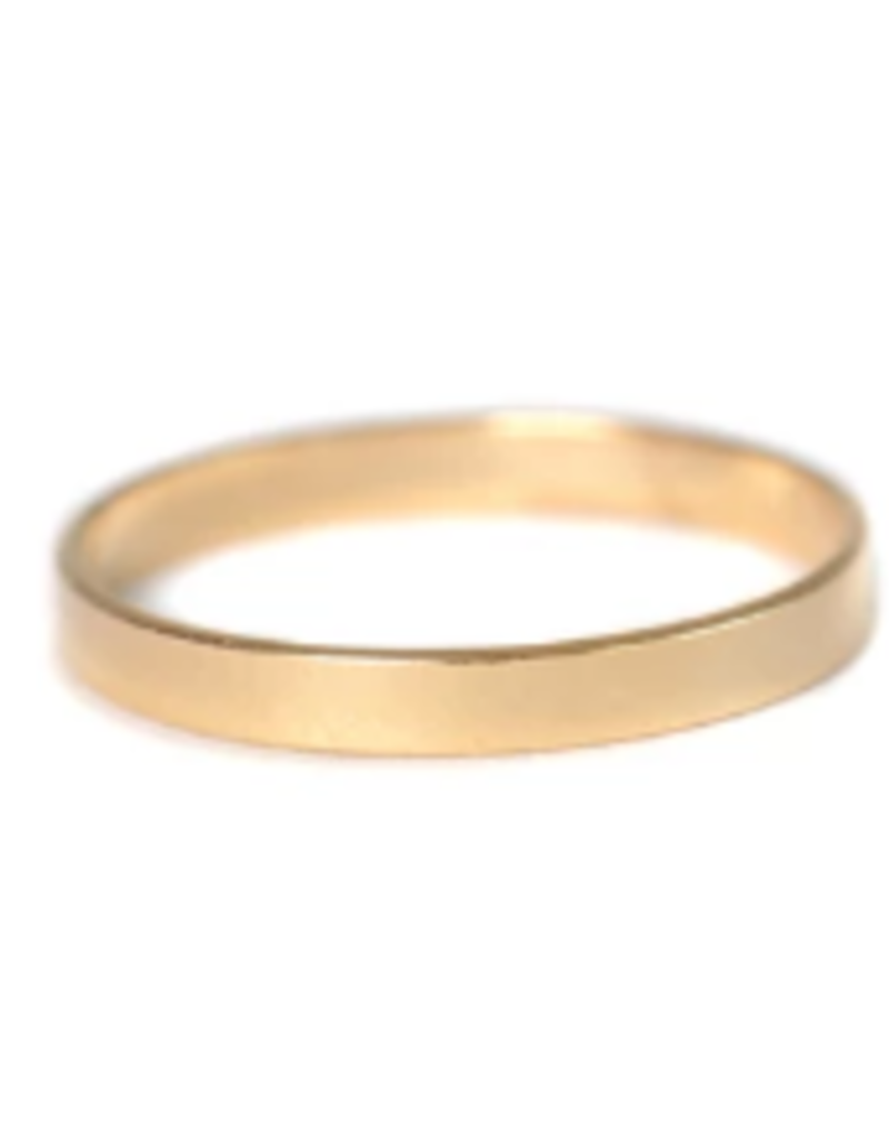 Lisbeth 14K Gold Clarence Ring