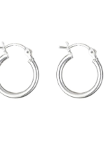 Lisbeth Earrings Robbie Hoops