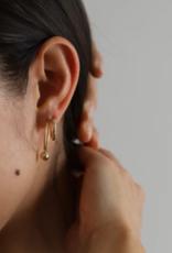 LISBETH Lisbeth Earrings Robbie Hoops