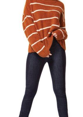 DEX Dex Sweater L/Slv Scoop Neck