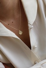 LISBETH Lisbeth Roma Necklace W/ Coin