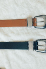 Landes Landes Belts Bovine Leather