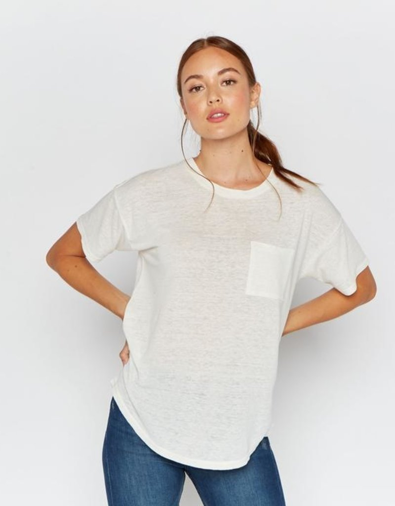 Thread and Supply Thread & Supply Denison T-Shirt S/Slv W/ Pocket