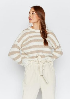 Thread and Supply Thread & Supply Stevens Striped Knit Sweater