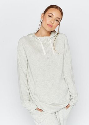 Thread and Supply Thread & Supply Sweet Jane Hoodie W/ Buttons