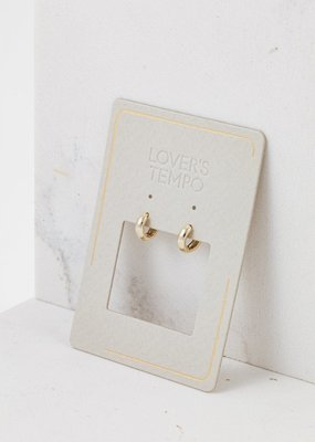 Lovers Tempo Lovers Tempo Earrings Bea Hoops