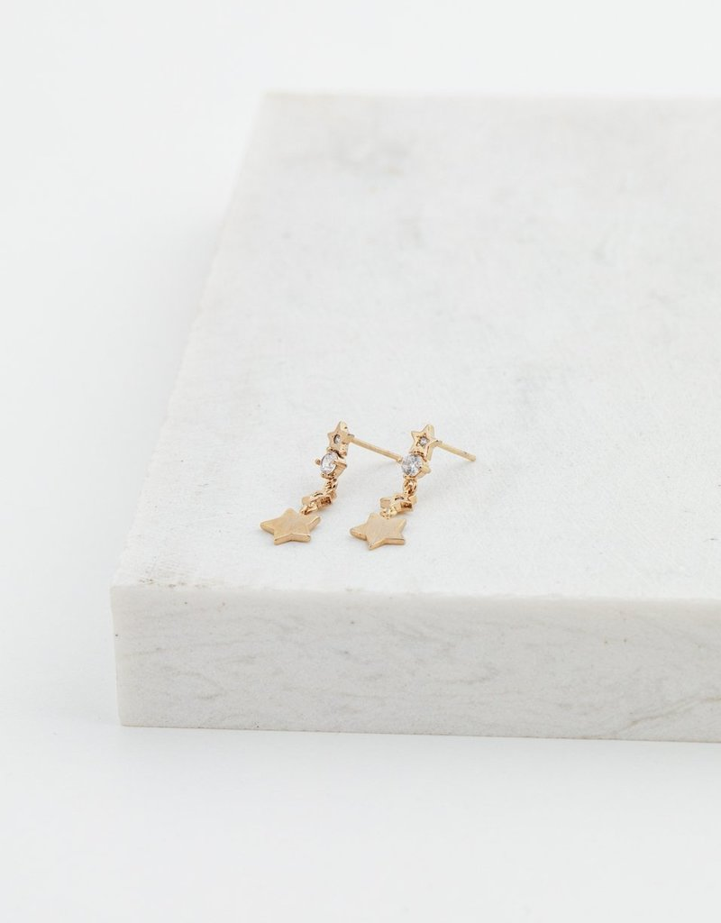 Lovers Tempo Earring Bellatrix Drop