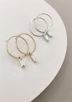 Lovers Tempo Earring Colette Drop Hoops