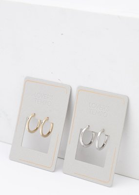 Lovers Tempo Lovers Tempo Earring Constance Hoops