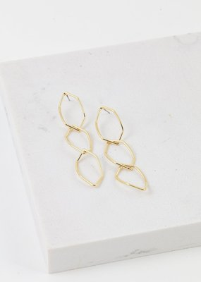 Lovers Tempo Lovers Tempo Earrings Dali Drop