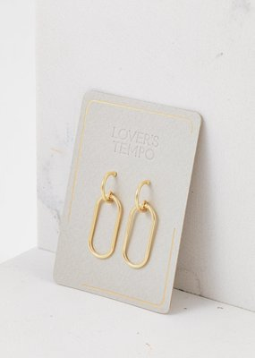Lovers Tempo Lovers Tempo Drop Earrings Lago