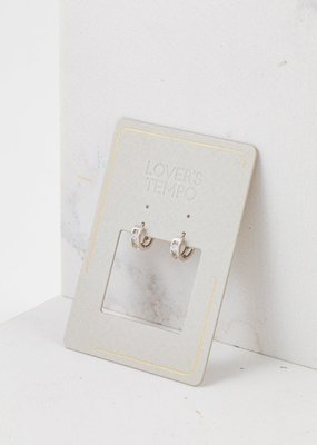 Lovers Tempo Earring Leon Hoops