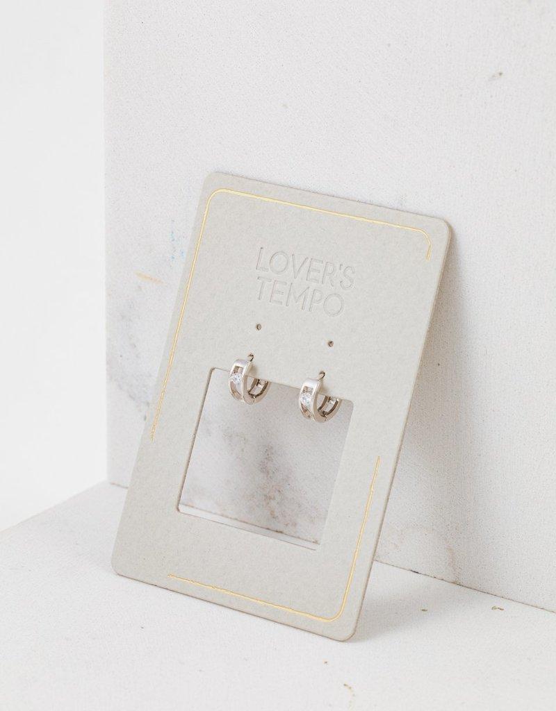 Lovers Tempo Earring Leon Hoops