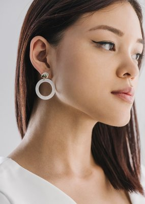 Lovers Tempo Earring Odessa Hoops
