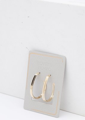 Lovers Tempo Lovers Tempo Earrings Olivia Hoops