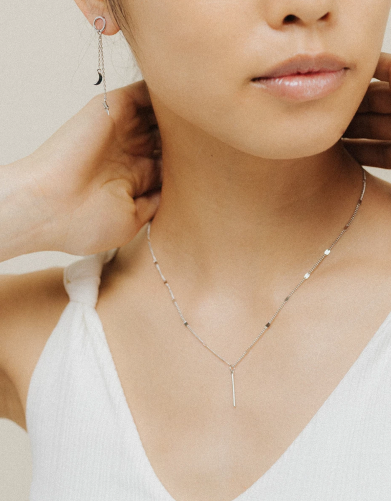 Lovers Tempo Lovers Tempo Necklace Everly Bar
