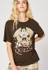 Daydreamer Daydreamer Queen Crest Boyfriend Tee