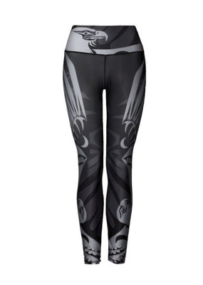 No.Mi.No.U No.Mi.No.U Athleisure Eagle Full Length Leggings