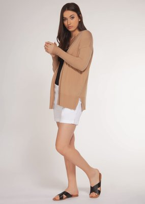 DEX Dex Cardi Open Basic Cardigan