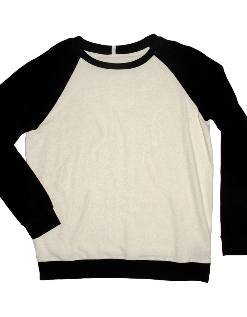 ZSUPPLY Z Supply The Soft Spun Knit Raglan Pullover ZT183455