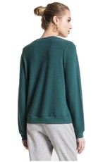 ZSUPPLY Z Supply The Soft Spun Knit Cross Front Pullover