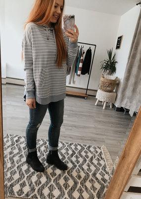 ZSUPPLY Z Supply The Stripe Dakota Pullover